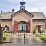 Koetshuis, Landgoed De Paltz (Utrecht, Soest) [Foto: Wikipedia, Atsje, 2014]