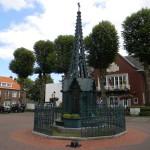 Gietijzeren monument der gesneuvelden (Antwerpen-Be, Essen) [Foto: Hetty Wilming]