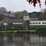 Bottelarij nu luxe hotel (Waals-Brabant-Be, Genval) [Foto: Hetty Wilming]