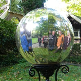Heksenbol, Landgoed Overcingel (Drenthe, Assen) [Foto: Hetty Wilming]