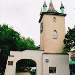 VVV-kantoortje (Polen, Warschau) [Foto: Joop van der Vaart]