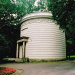 Waterreservoir, Park Lazienki (Polen, Warschau) [Foto: Joop van der Vaart]