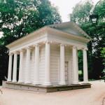 Witte Huis, Park Lazienki (Polen, Warschau) [Foto: Joop van der Vaart]