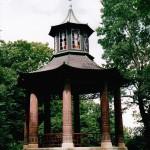 Chinees Paviljoen, Wilanów Park (Polen, Warschau) [Foto: Joop van der Vaart]