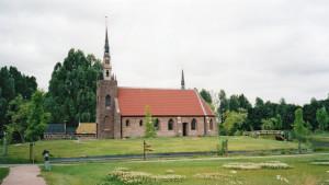 Kerkje van Harkema (Groningen, Aduard) [Foto: Eric Denig]