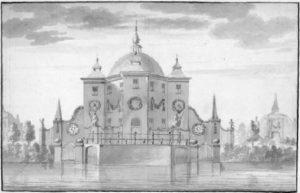 Rotsoord Utrecht, Aert Schouman [bron: Het Utrechts Archief]