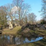 Vijver met rotswerk, Julianapark (Utrecht, Utrecht) [Foto: Lenneke Berkhout]