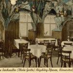 Kaffee Reichsadler, Blaue Grotte, 1934 (Duitsland, Augsburg-Pfersee)
