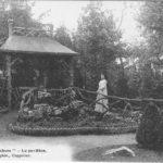 Tuinprieel Villa Les Rochers (Antwerpen-Be, Ekeren) [Coll. Anton Nuijten]