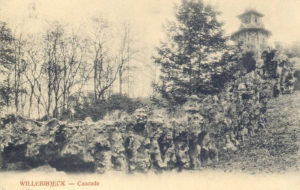 Cascade, Park De Nayer (Oost-Vlaanderen-Be, Willebroek) [Coll. Anton Nuijten]