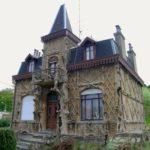 Villa (Frankrijk, Jeumont) [Foto: Hetty Wilming]