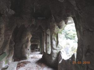 Binnenste grot Gestichtstraat Gent (Oost-Vlaanderen-Be, Gent) [Foto: A. De Decker]