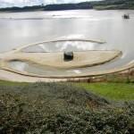 Broken Circle, Robert Smithson (Drenthe, Emmen) [Foto: Hetty Wilming]
