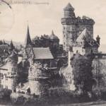 Löwenburg, Wilhelmshöhe (Duitsland, Kassel) [Coll. Anton Nuijten]