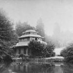 Chinees huis, Désert de Retz (Frankrijk, Chambourcy) [Coll. Anton Nuijten]