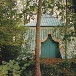 Turkse Tent, le Désert de Retz (Frankrijk, Chambourcy) [Foto: Hetty Wilming]