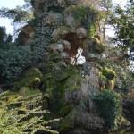 Le Grand Rocher, Parc de Bagatelle (Frankrijk, Parijs) [Foto: Hetty Wilming]