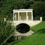 Tea House Bridge, Audley End (Engeland, Saffron-Walden) [Foto: Hetty Wilming]