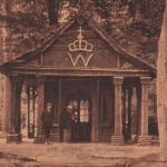 Theehuisje (Willemskoepel), Koninklijk Park Het Loo (Gelderland, Apeldoorn) [Coll. Anton Nuijten]