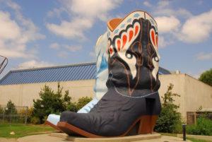 Hat 'n' Boots, zonder hoed (Verenigde Staten, Seattle)