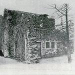 Künstliche Ruine anno 1918, keukengedeelte (Duitsland, Pillnitz)