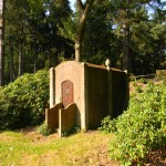 Lapin Botanique, B.I. Witlox , landgoed Gooilust (Noord-Holland, 's-Graveland) [Foto: Hetty Wilming]