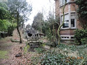 Ligging grot Gestichtstraat Gent (Oost-Vlaanderen-Be, Gent) [Foto: A. De Decker]