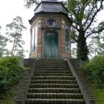 Theehuis de Gloriette, kasteelpark Ravenhof (Noord-Brabant, Woensdrecht) [Foto: Hetty Wilming]