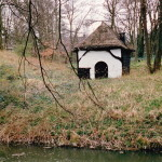 Kluizenaarshut, park Velserbeek (Noord-Holland, Velsen-Zuid) [Foto: Hetty Wilming]