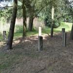 Mini Stonehenge (Noord-Brabant, Loon op Zand) [Foto: Hetty Wilming]