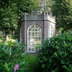 Tuinpaviljoen, De Strijdhof (Noord-Brabant, Udenhout) [Foto: Hetty Wilming]