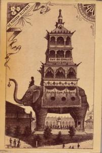 Olifant (Wereldtentoonstelling Amsterdam 1895)