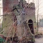 Schijnruïne, Landgoed De Haere (Overijssel, Olst-Wijhe) [Foto: Hetty Wilming]