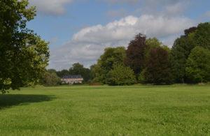 Parkaanleg van Wespelaar (Belgie, Haacht) [Foto H. Wilming]