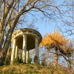 Tempel op Het Bergje, Kasteel Twickel (Overijssel, Delden) [Foto: Hetty Wilming]