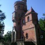 Uitkijktoren (Tsjechië, Karlovy-Vary) [Foto: Hetty Wilming]