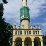 De Minaret (Tsjechië, Lednice) [Foto: Hetty Wilming]