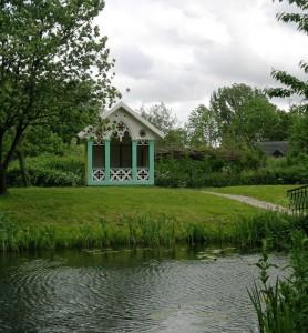 Tuinhuis 't Spijck (Utrecht,Harmelen) [Foto: Hetty Wilming]