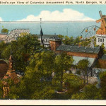 Columbia Amusement Park, North Bergen (USA, New Jersey) [Coll. Anton Nuijten]