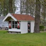 Speelhuisje Engelenhof, Slot Zuylen (Utrecht, Oud-Zuilen) [Foto: Hetty Wilming]