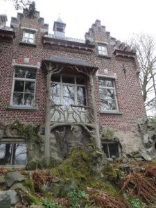 Villa Albert (Belgie, West-Vlaanderen, Tiegem) [foto onroerend erfgoed Belgie]