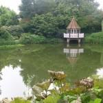Theekoepel, Floralia Showtuin (Noord-Brabant, Oosterhout) [Foto: Hetty Wilming]
