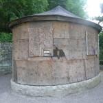 Boomschorshuisje, (Duitsland, Weimar) [Foto: Hetty Wilming]