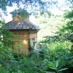 Rustiek paviljoen (Frankrijk, Ambazac) [Foto: Hetty Wilming]