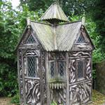 The Hut, Woolbeding Gardens (Engeland, Midhurst) [Foto: Pieter Boogaart]