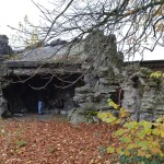 Bethlehem grot, Ursulinen klooster (Antwerpen-Be, Sint-Katelijne-Waver) [Foto: Hetty Wilming]