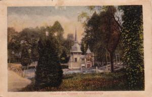 Zwanenhuisje, Ursulinen klooster (Antwerpen-Be, Sint-Katelijne-Waver)