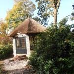 Theekoepel, Lucas Roodbaard, It Lytste Slot (Friesland, Veenklooster) [Foto: Eric Denig]