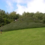 Spiral Hill, Robert Smithson (Drenthe, Emmen) [Foto: Hetty Wilming]