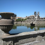 Fontein van de Moren, tuinen Villa Lante (Italië, Bagnaia) [Foto: Eric Denig]